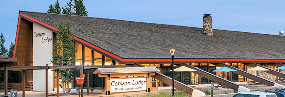 Canyon Lodge Dining