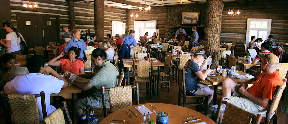 Roosevelt Dining Room
