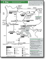 Yellowstone Services Map